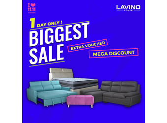 5 Sofa's Worth Buying During Lazada 11.11 Sale