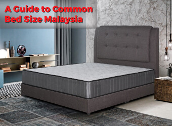 A Guide to Common Bed Size Malaysia – Single, Super Single, Queen, King