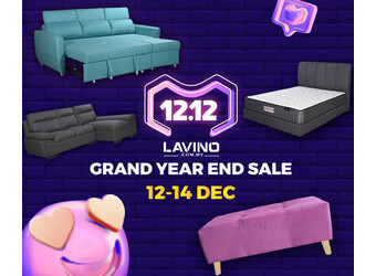 Top 3 BedFrame You Cannot Miss this 12.12 Grand Year End Sale