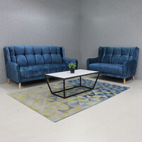Fabric Sofa Set ELY